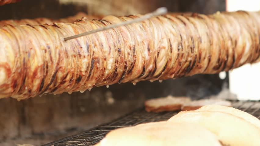 کوکورچ از بهترین غذاهای استانبول