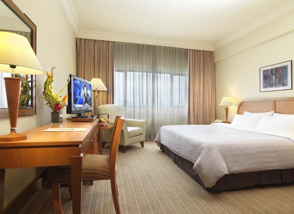 اتاقهای هتل گرند سیزنز کوالالامپور