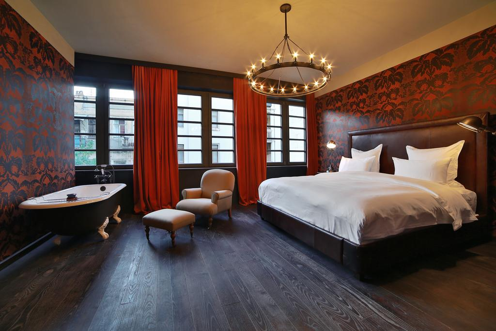 اتاقهای هتل رومز تفلیس