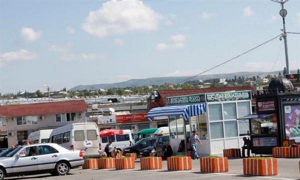 بازار بزرگ لیلو تفلیس