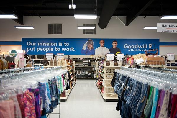 فروشگاه بزرگ گودویل تفلیس