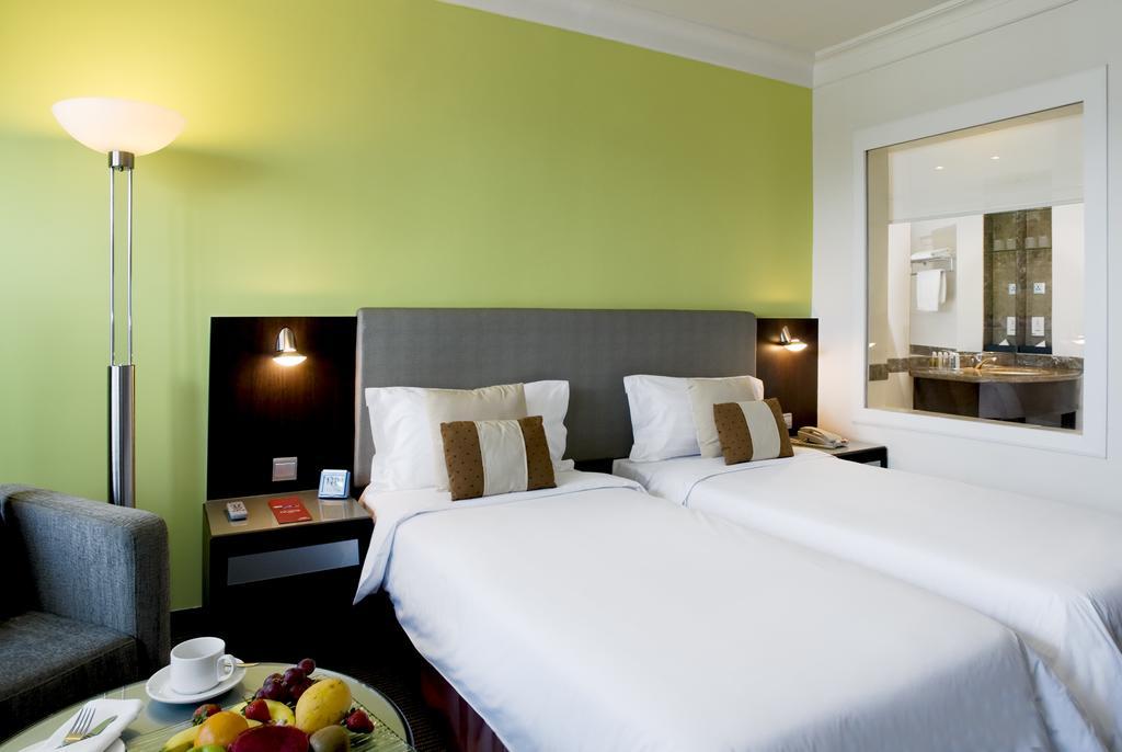 اتاق های هتل نووتل کوالالامپور سیتی سنتر