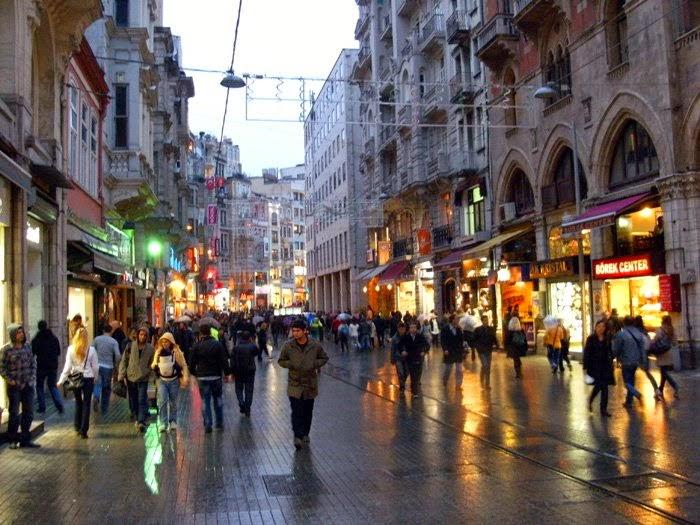 منطقه عثمان بی استانبول