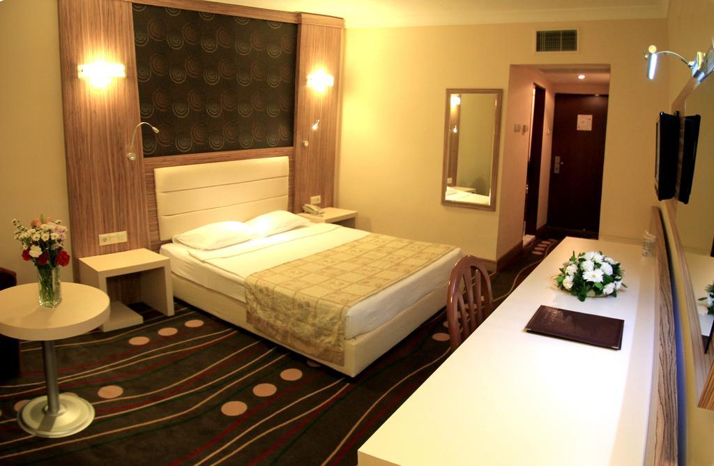 اتاق های هتل ویستا هیل در کوش آداسی