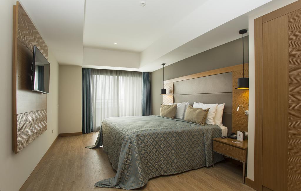 اتاق های هتل آمارا سی لایت در کوش آداسی