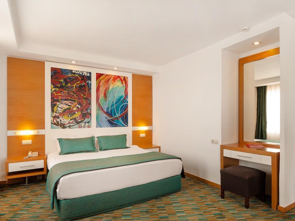 اتاق های هتل آداکوله در کوش آداسی
