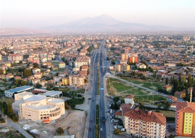 محله آکسارای استانبول