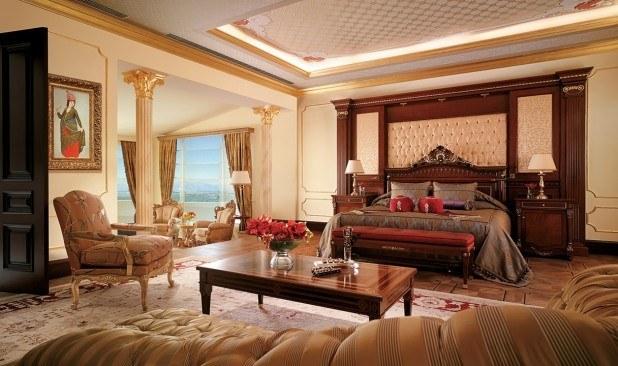 هتل های 5 ستاره کوش آداسی