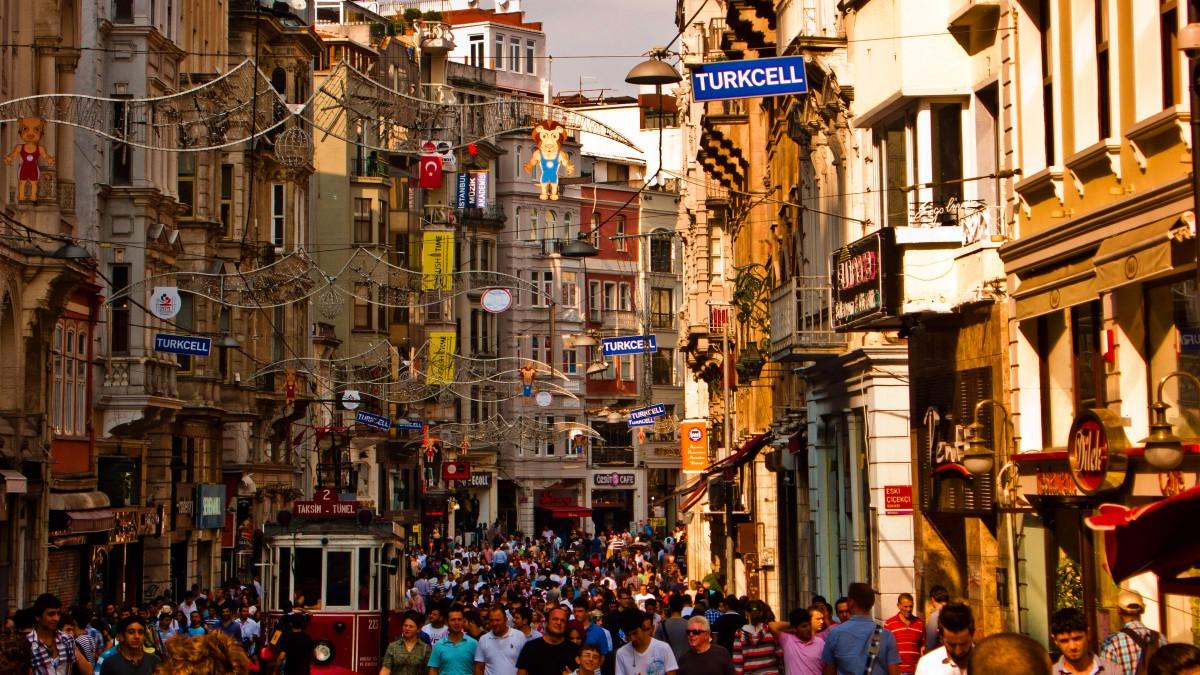 محله بی اغلو از بهترین محله های استانبول برای زندگی