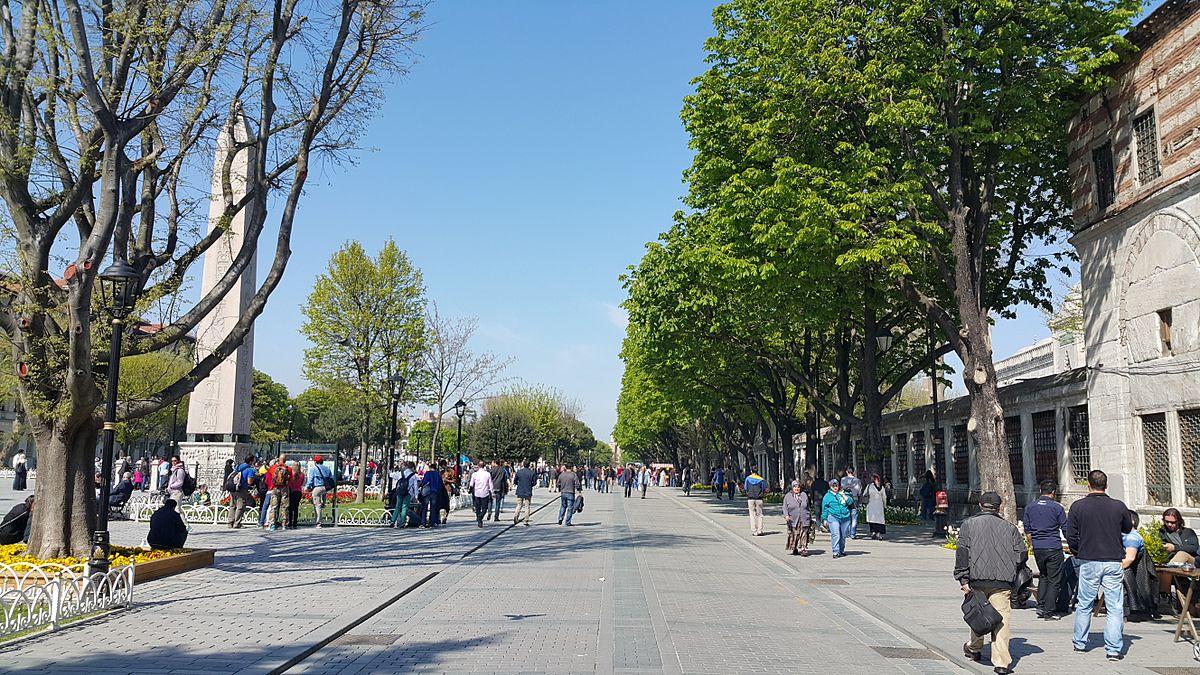 محله سلطان احمد از بهترین محله های استانبول برای زندگی