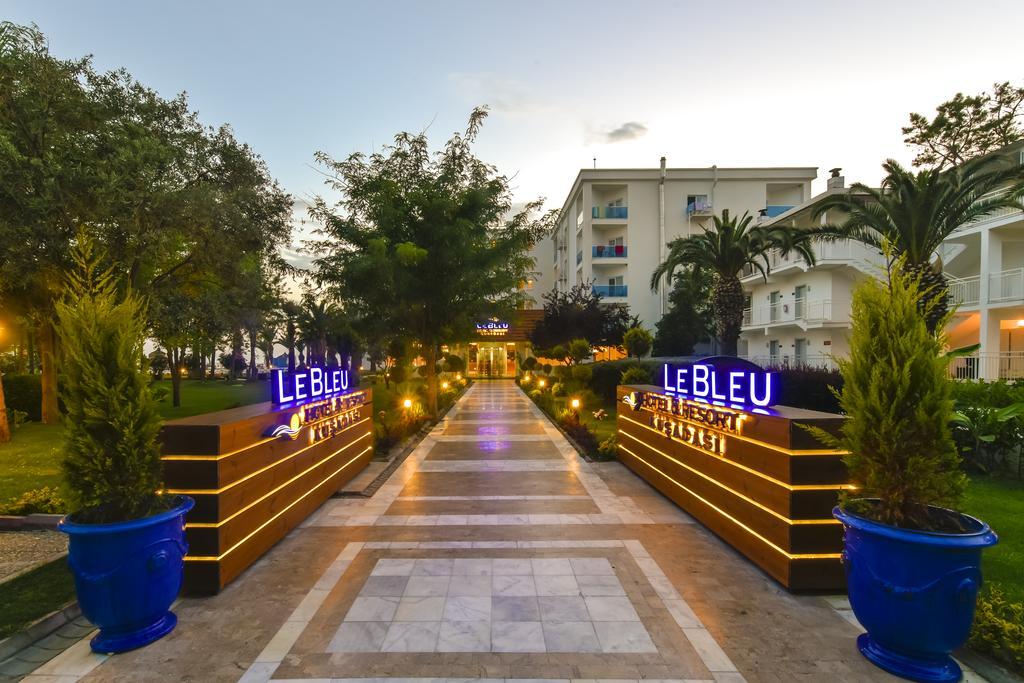 هتل لو بلو اند ریزورت کوش آداسی