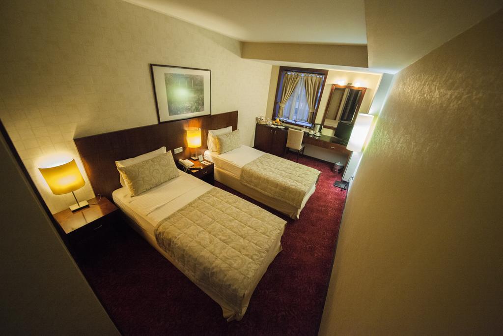 اتاق های هتل پالم سیتی ازمیر