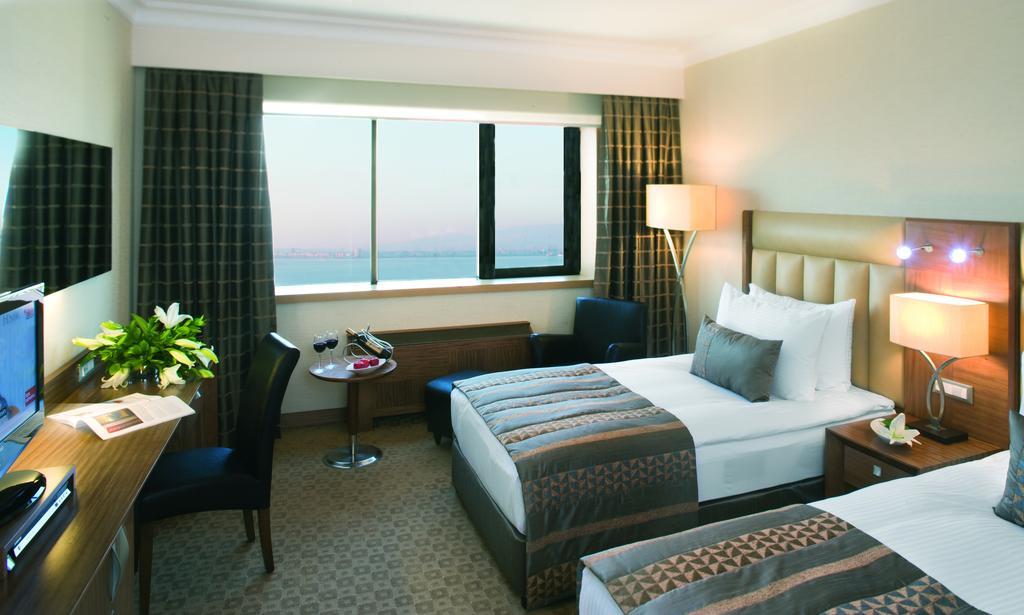 اتاق های هتل ام ونپیک ازمیر 