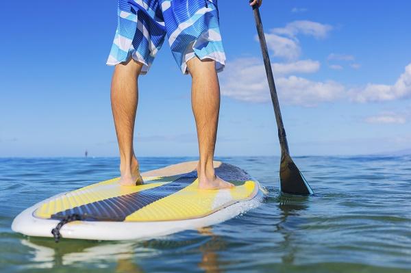تفریح موج سواری پارویی
