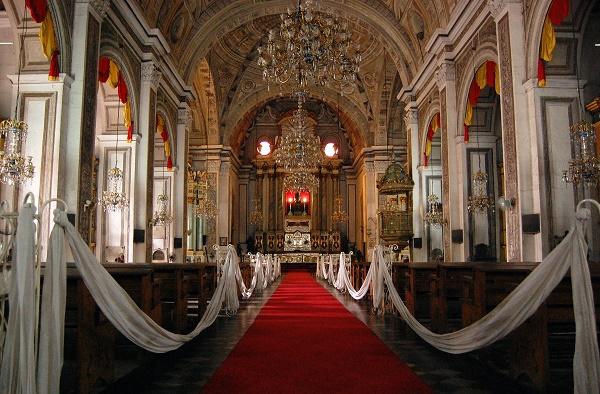 کلیسای سن آگوستین مانیل