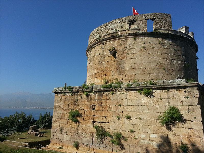 قلعه رومیان آنتانیا