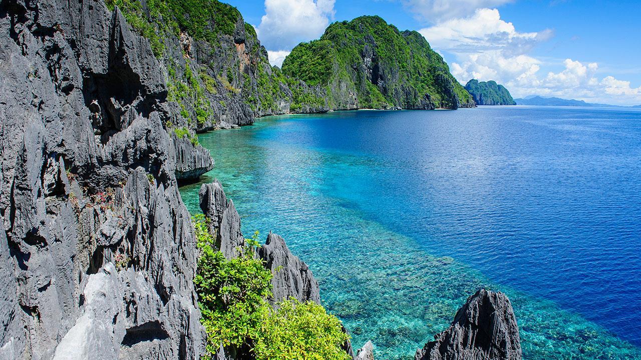 موقعیت جغرافیایی فیلیپین کجاست