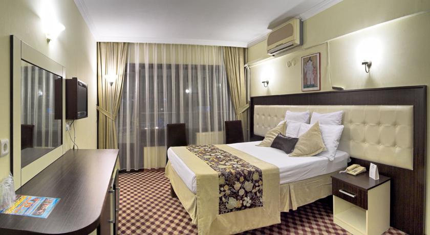 اتاق های هتل گرند کرداوگلو کوش آداسی