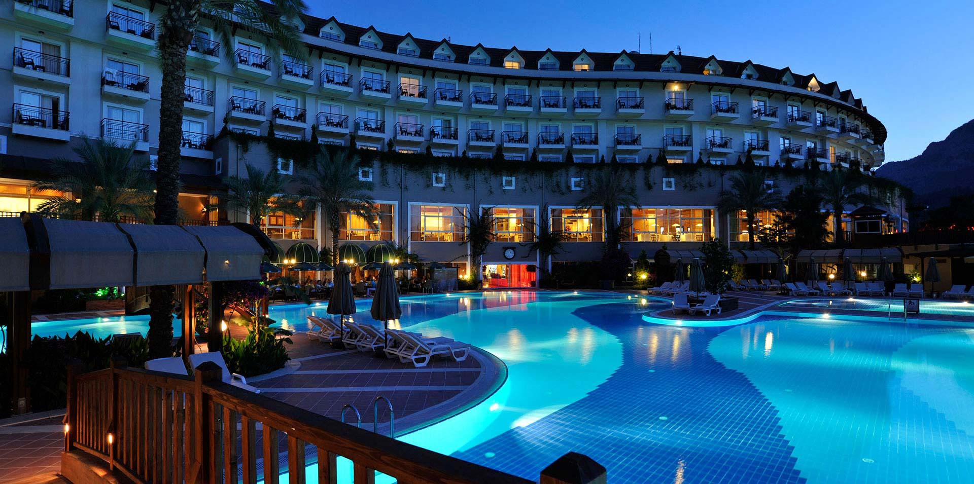 هتل کلاب پرستیژ کوش آداسی