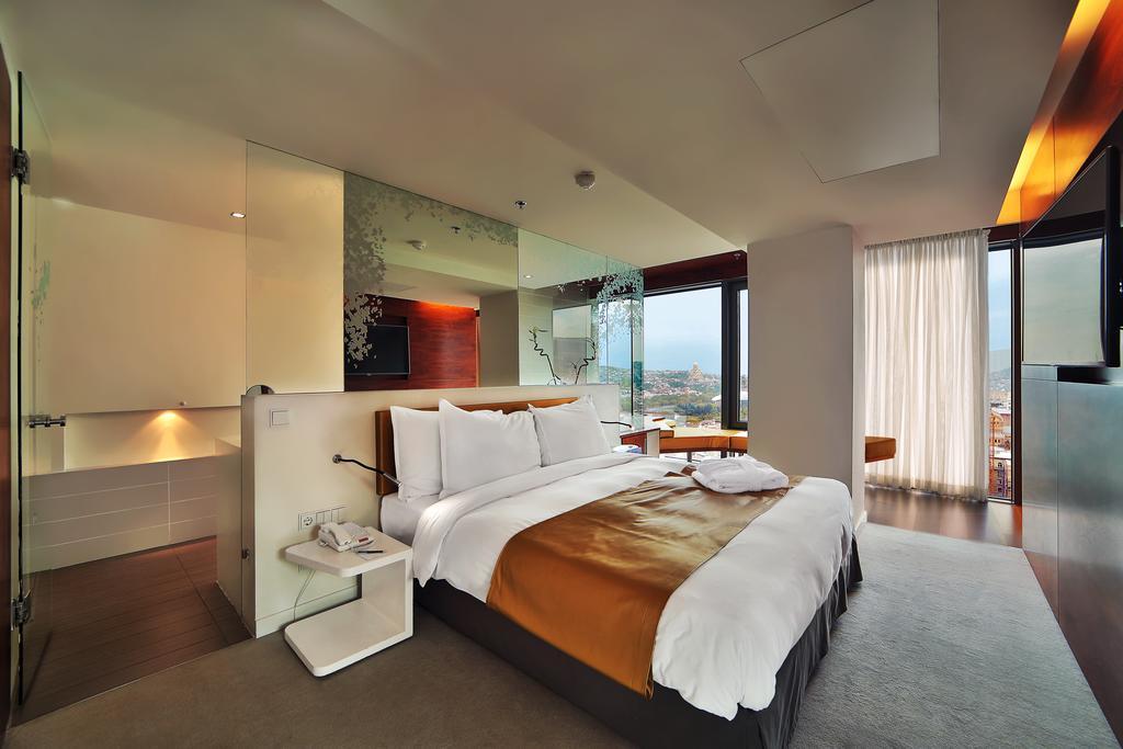 هتل رادیسون بلو ایوریا از بهترین هتل های تفلیس