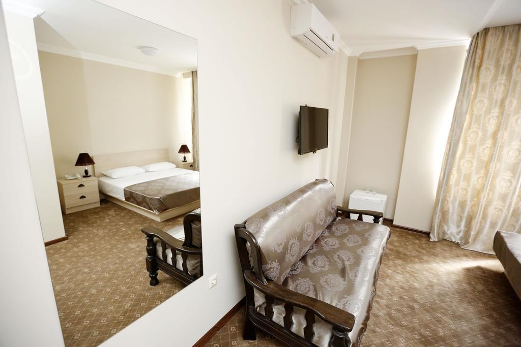 هتل جی ان جی از بهترین هتل های تفلیس