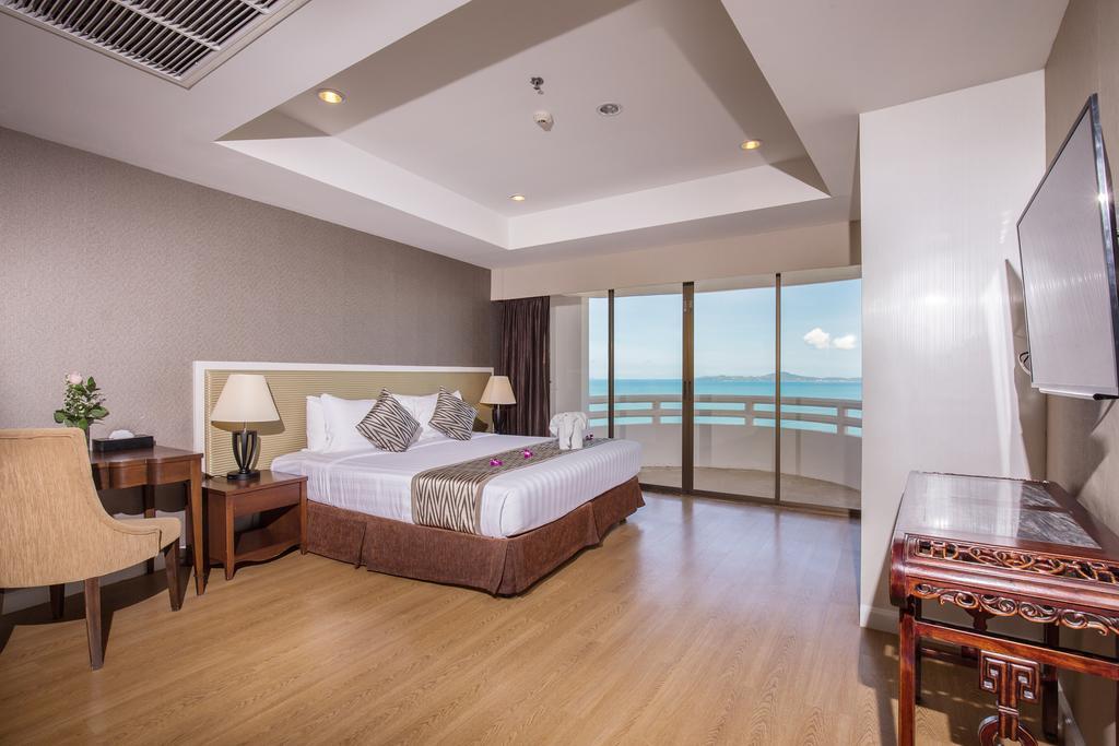 اتاق های هتل فوراما جومتین پاتایا