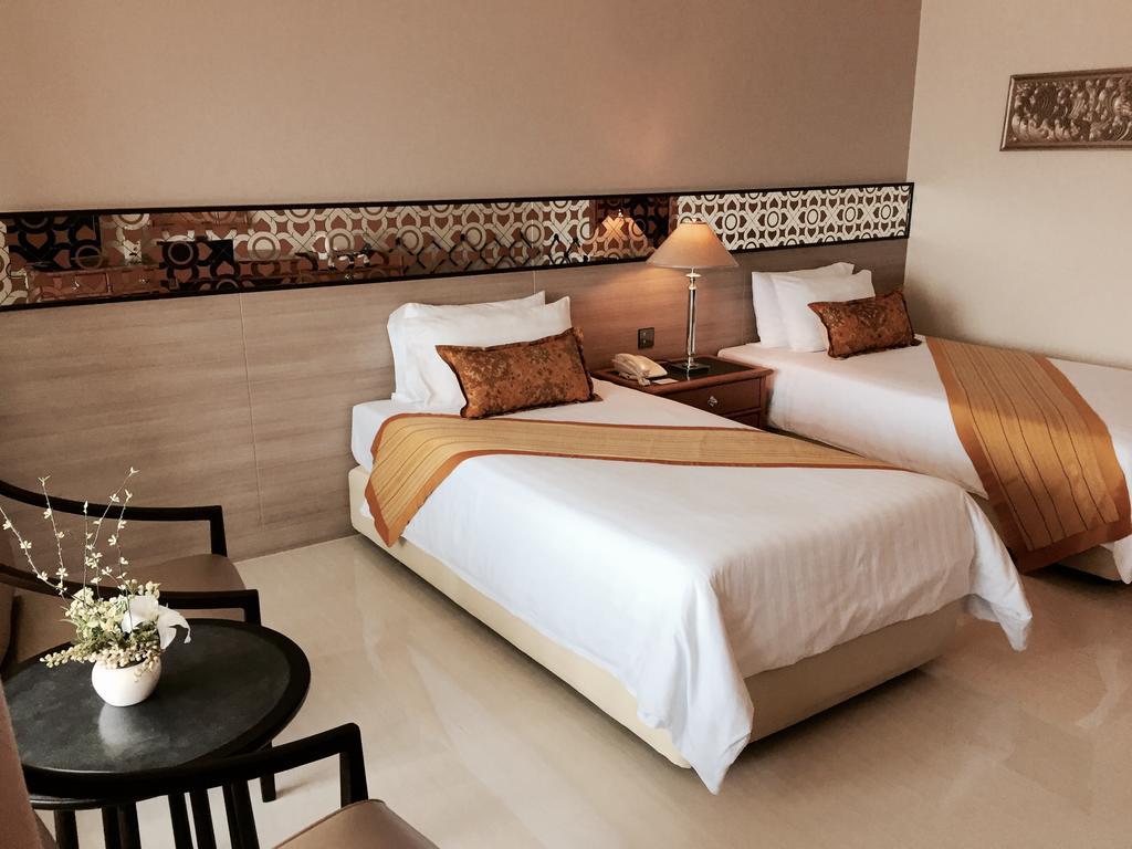 اتاق های هتل ایندرا ریجینت بانکوک