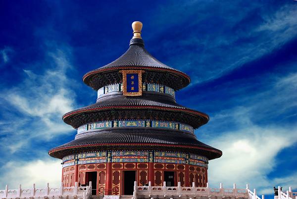 معبد آسمانی