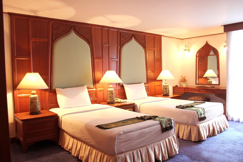 اتاق های هتل مونتین بانکوک