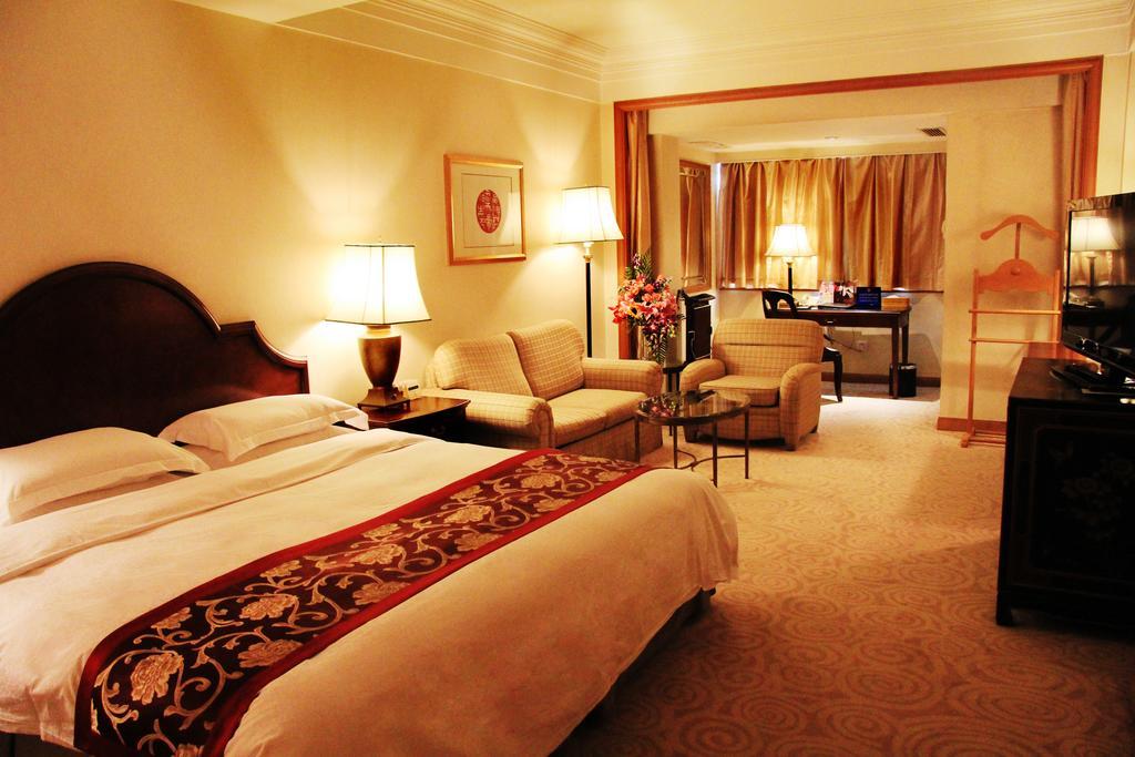 اتاق های هتل پرزیدنتال چین