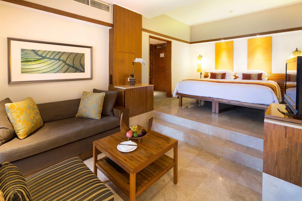 اتاق های هتل گرند هایت بالی