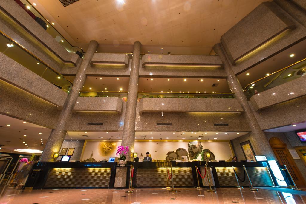 هتل کراون پلازا شانگهای