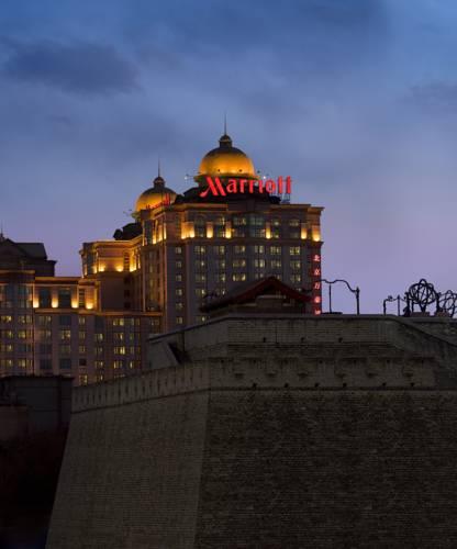 هتل بیجینگ ماریوت پکن