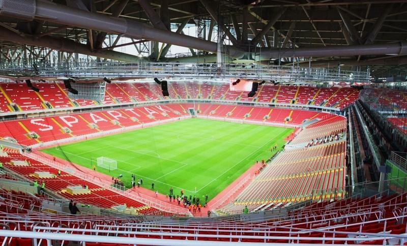استادیوم اسپارتاک آرنا مسکو