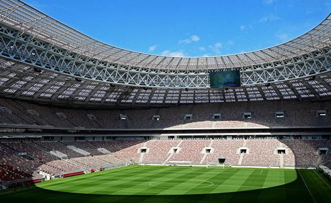 استادیوم لوژنیکی مسکو