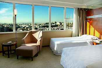 اتاق های هتل تیانتان پکن