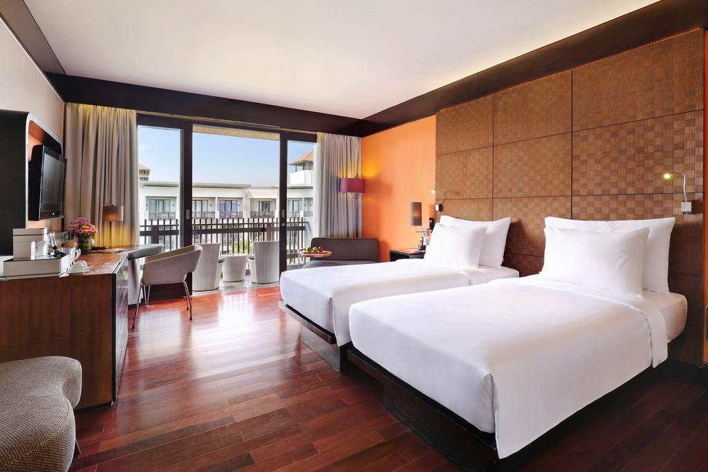 اتاق های هتل پولمن بالی