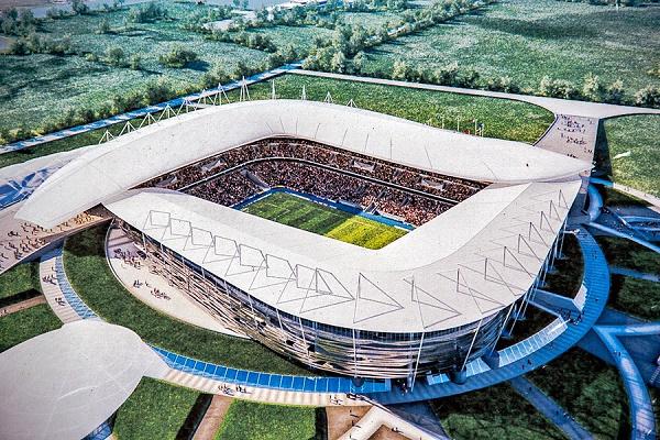 ورزشگاه روستوف آرنا Rostov Arena