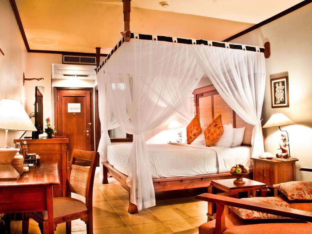 اتاق های هتل رامایانا ریزورت اند اسپا بالی