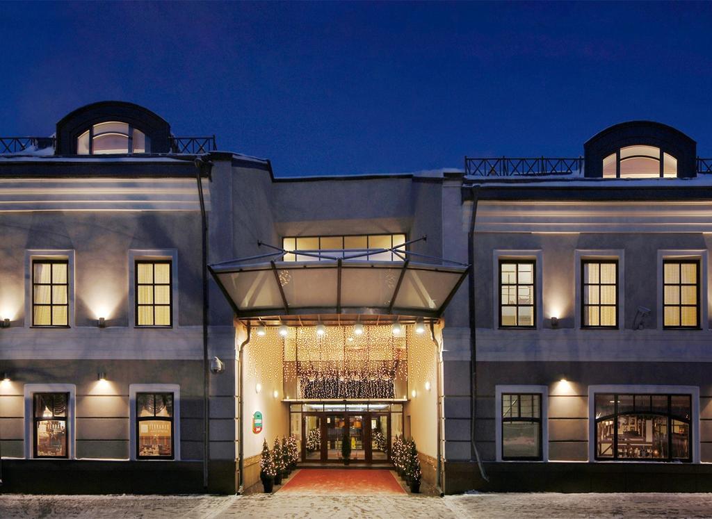 هتل کورت یارد بای ماریوت مسکو