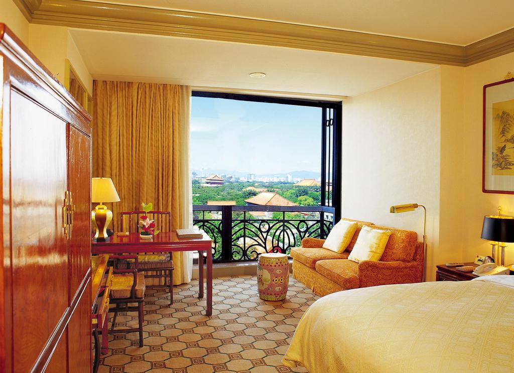 اتاق های هتل چانگ آن گرند پکن