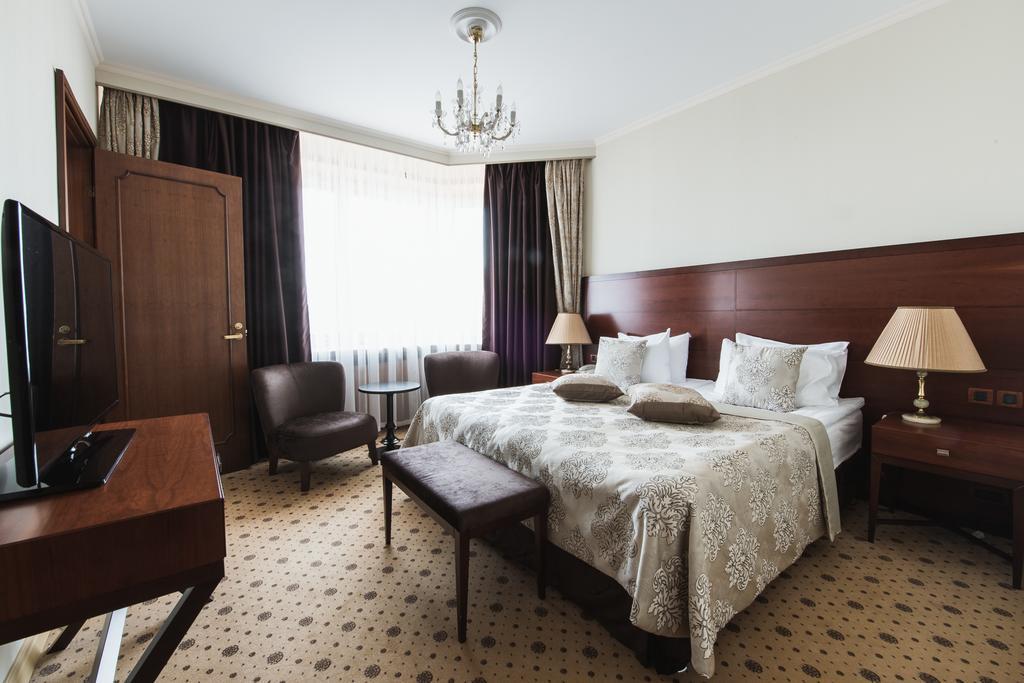 اتاق های هتل پرزیدنت مسکو