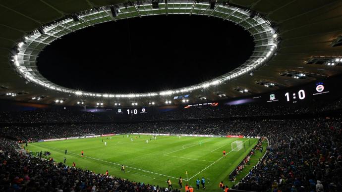 استادیوم کراسنودار مکان برگزاری مسابقات جام جهانی روسیه 2018