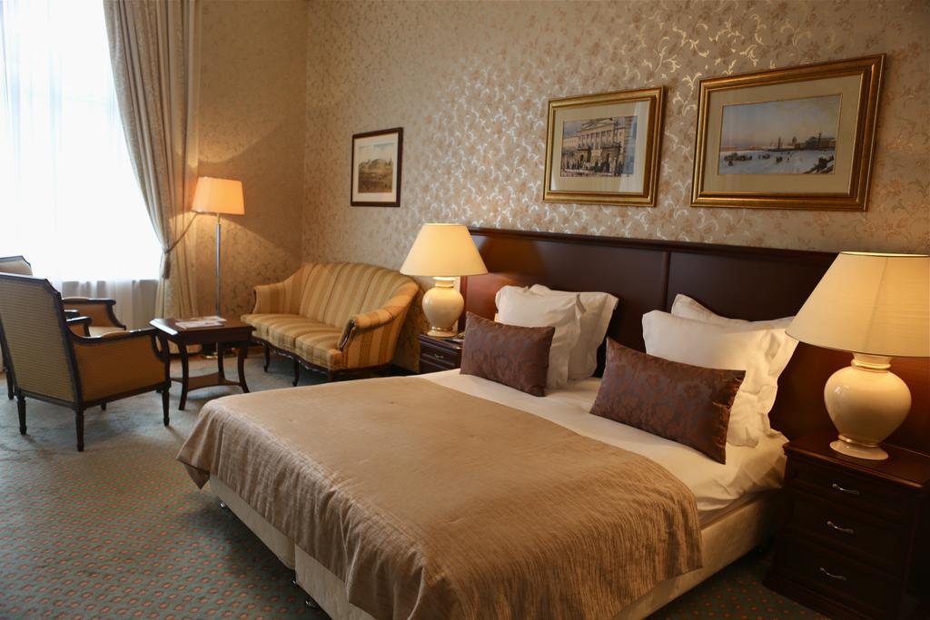 اتاق های هتل متروپل مسکو