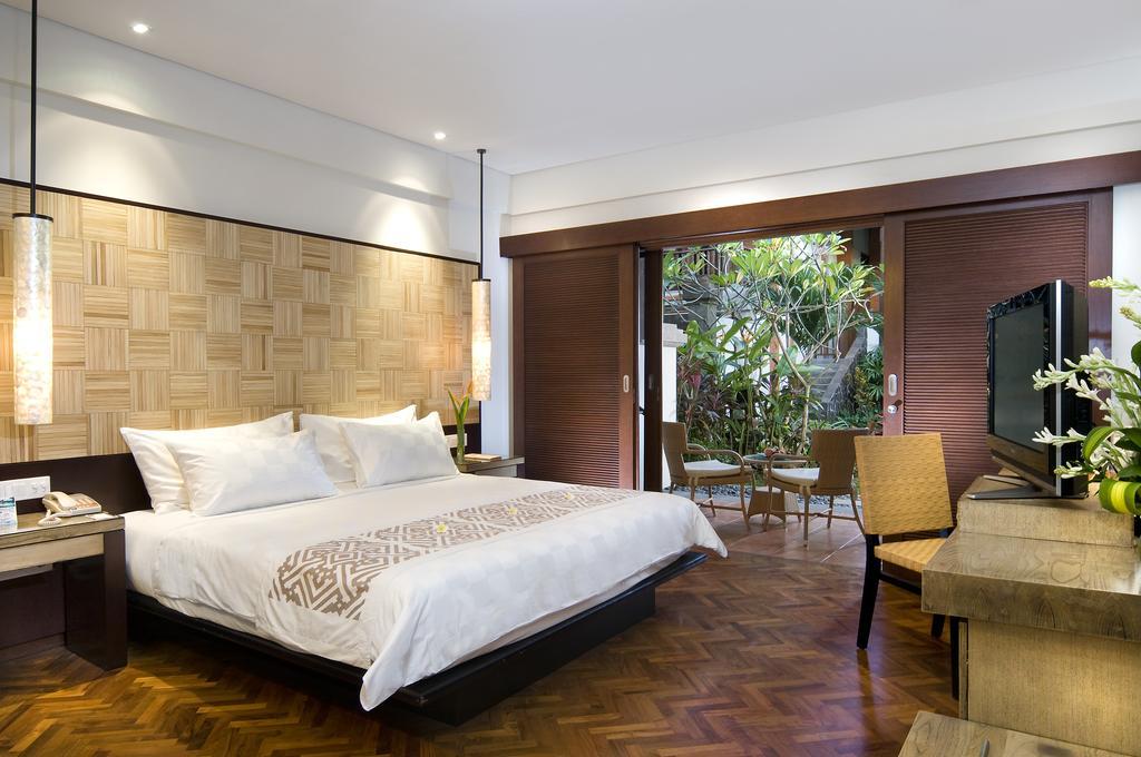 اتاق های هتل پادما ریزورت لگیان بالی
