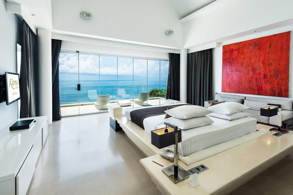 اتاق های هتل کارما کاندرا بالی