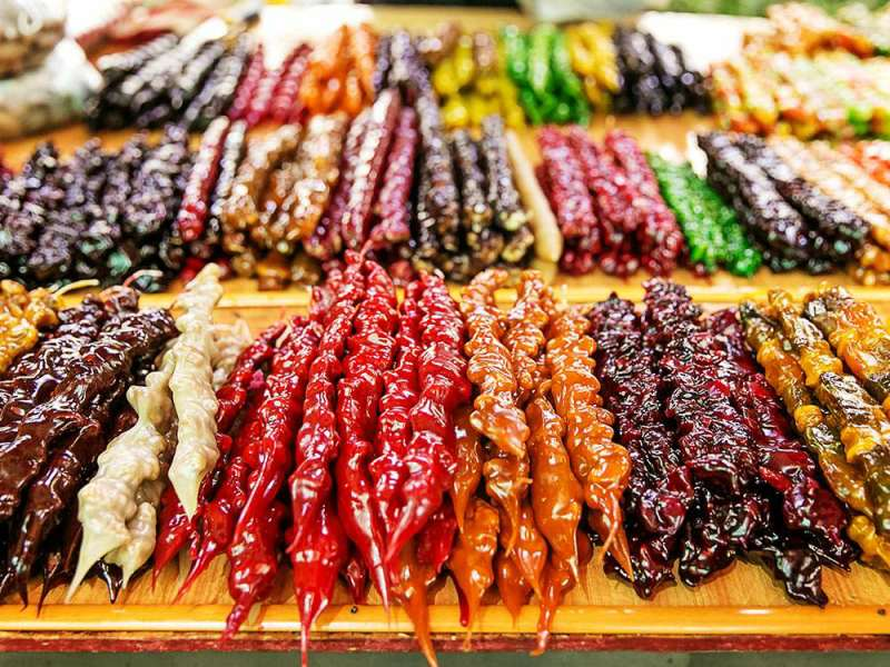 چورچخلا سوغات کشور گرجستان
