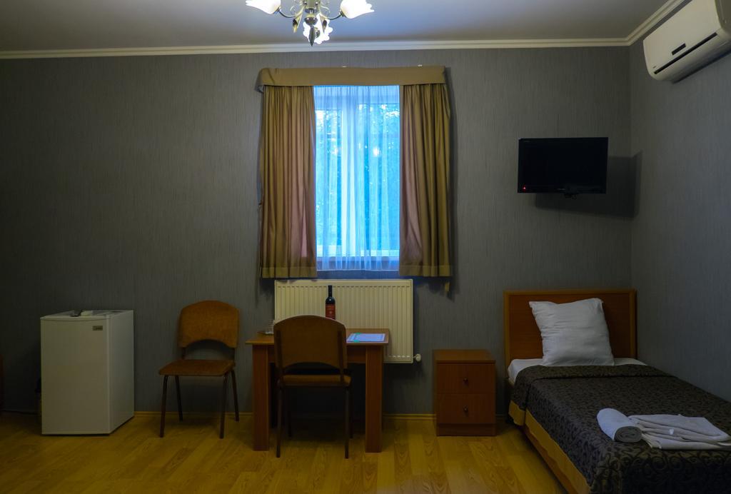 اتاق های هتل اوراسیا تفلیس گرجستان