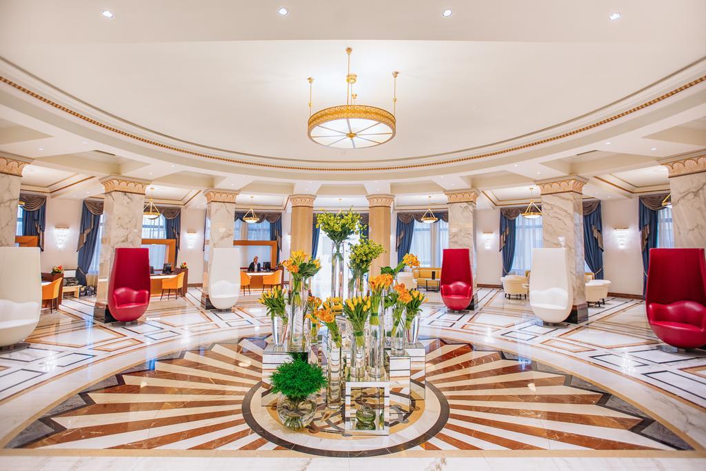 هتل پنج ستاره بیلت مور تفلیس گرجستان