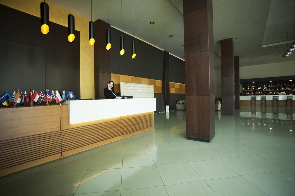 هتل گلدن پالاس تفلیس گرجستان